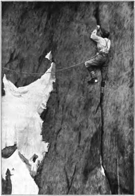 My Climbs in the Alps and Caucasus, plate 11