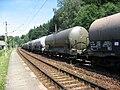 Nákladní vlak u nádraží Pohleď (2).jpg