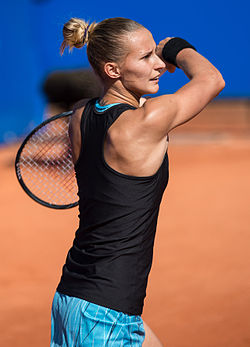 Nürnberger Versicherungscup 2014-Polona Hercog by 2eight DSC2836.jpg