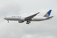 N773UA - B772 - United Airlines