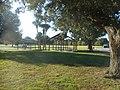 NB I-75 Marion Co, FL Rest Area; South Picnic Shelters 4 Trucks.jpg