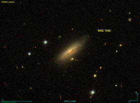Image illustrative de l'article NGC 1542