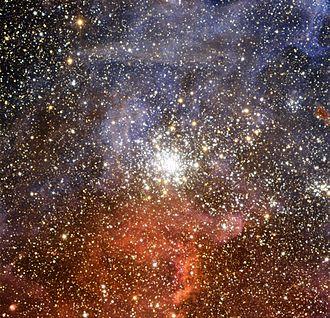 NGC 2100 - Image: NGC 2100