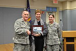NYC Mayor's Office of Veteran Affairs Commissioner vistis the 106th Rescue Wing 150308-Z-HB515-003.jpg
