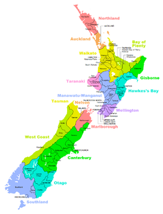Vng ca New Zealand Wikipedia ting Vit