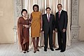 N Hassan Wirajuda with Obamas.jpg