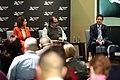 Nancy Pelosi, Raúl Grijalva & David Lujan (25514990867).jpg