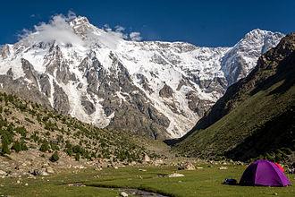 Nanga Parbat - Nanga Parbat Rupal Base camp, Gilgit Baltistan
