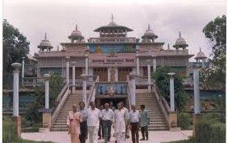 Jayrambati - Naranarayan Temple at Joyrambati