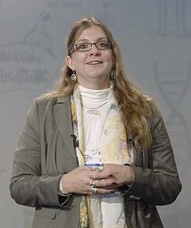 Natalie Stingelin Materials scientist