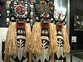 National Museum of Ethnology, Osaka - Deer dance costume - Tono, Iwate pref. - Collected in the 1970s.jpg