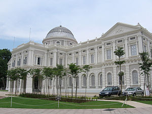 Museum Planning Area - The eponymous National Museum of Singapore of the Museum Planning Area