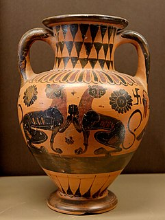 substyle of ancient greek black-figure pottery