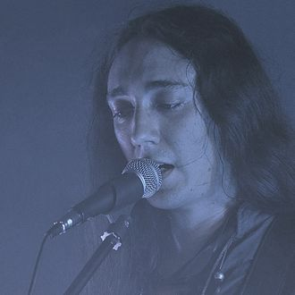 Blackgaze - Neige performing with Alcest in 2011