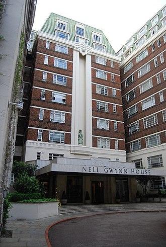Nell Gwyn - Nell Gywnn House, Chelsea