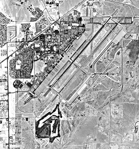 Image illustrative de l'article Nellis Air Force Base