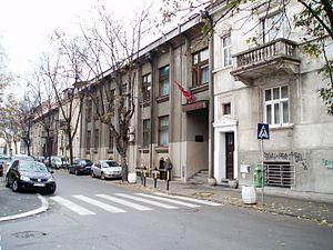 Kosta Manojlović - The Kosta Manojlović Music School is located in the Donji Grad neighborhood of Zemun, near Gradski Park.