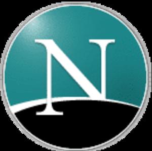 Netscape 7 - Image: Netscape 7.2Logo
