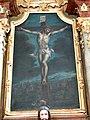 Neufelden - Kirche Kreuzaltar 4 Kreuzigung.jpg