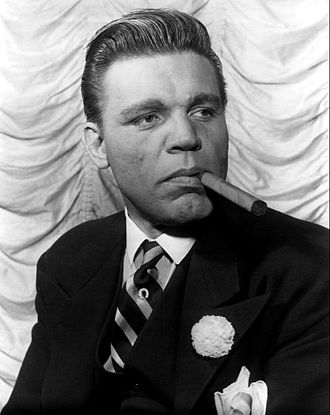 The Untouchables (1959 TV series) - Neville Brand as Al Capone