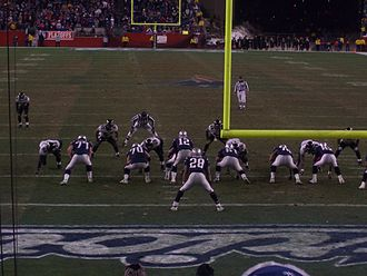 2005–06 NFL playoffs - New England vs. Jacksonville in the 2005 wild card game