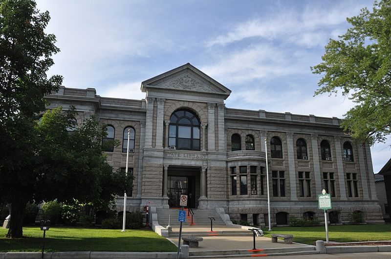 File:New Hampshire State Library, Concord NH.jpg