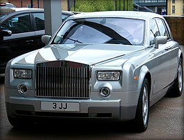 New Rolls Royce Phantom V12 Limousine, the highest caliber in automobile state of the art, passion for quality and speed! Enjoy! ) (4594493429) (2).jpg