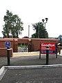 New Tesco superstore - pedestrian entrance-exit - geograph.org.uk - 943841.jpg