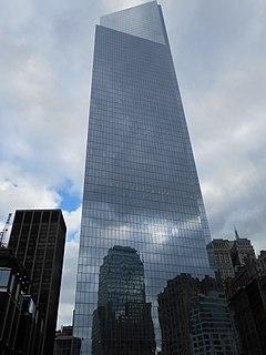 Hochhaus in New York City