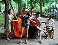 New York City - 26 July 2008 Jazz in Washington Square (2706027137).jpg