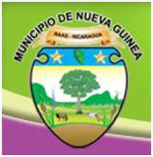 Nueva Guinea - Image: Ngescudo