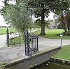 Vreedenhoff: Tuinmanshuis en schuur