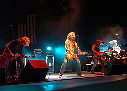 Night Ranger live 2008