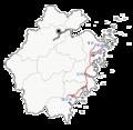 Ningbo-Taizhou-Wenzhou Railway Map.png