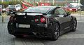 Nissan GT-R (Facelift) – Heckansicht, 2. April 2011, Düsseldorf.jpg