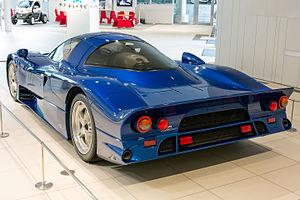 Nissan R390 GT1 - A 1998 Nissan R390 GT1 Road Car.