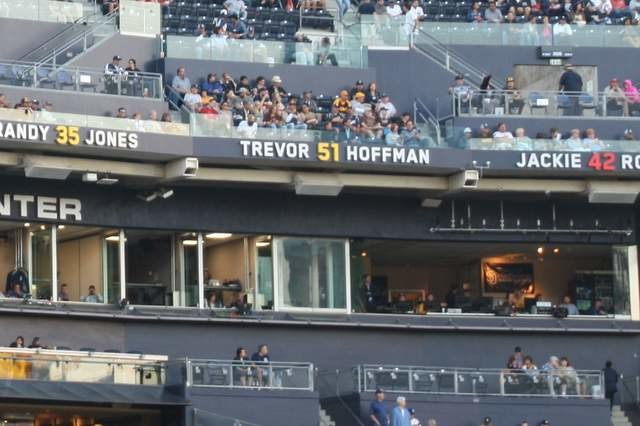 No. 51 in Padres Ring of Honor