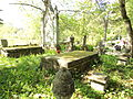 Nolkenite matmisplats Kaarma kalmistul.JPG