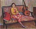 Nono and a Guitar by Henri Lebasque.jpeg