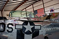 North American TP-51D-30-NA Mustang Crazy Horse 2 Canopy Stallion51 19Jan2012 (14797206630).jpg