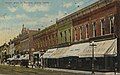 North side of Square, Albia, Iowa (12659450703).jpg