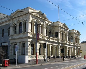 City of Northcote - Location in Melbourne