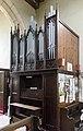 Northorpe, St John the Baptist church organ (34828960062).jpg
