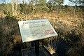Notice on the board walk, Dersingham Bog - geograph.org.uk - 131667.jpg