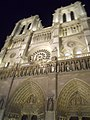 Notre Dame Cathedral at Night (5987320388).jpg