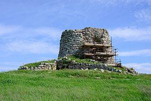 Nuraghe Is Paras - Image: Nuraghe of Is Paras Isili Sardinia Italy 04
