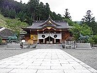 Nyuukawakamijinjya kamisya 20100710.jpg