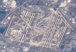OHare International Airport Airport in Chicago, Illinois, United States