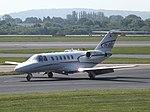 OK-PBT Cessna Citation CJ2 Queen Air (28195327209).jpg