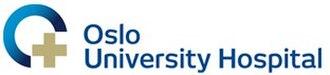 Oslo University Hospital, Rikshospitalet - Image: OUS logo eng